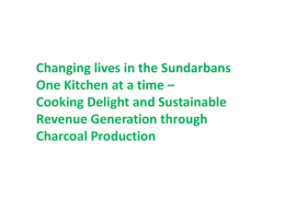 Sundarbans India - Bengal Chamber of Commerce and Industry