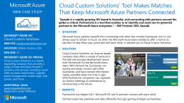 azure-case-study-slide - Cloud Custom Solutions