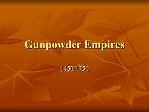 GUNPOWDER EMPIRES File