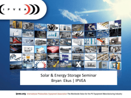 Intro to Solar Energy Storage - saudi-sia