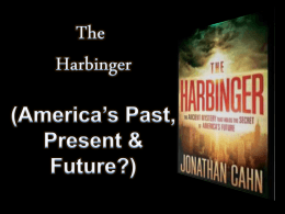 The Harbinger (10-6