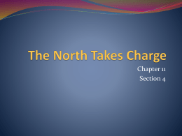 The North Takes Charge-Fab