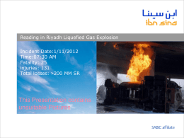 Using the new SABIC PowerPoint template