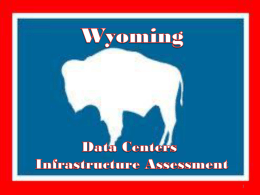 Data Centers in the News - Wyoming Economic Development