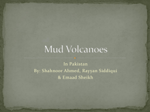 Mud Volcanoes - WordPress.com