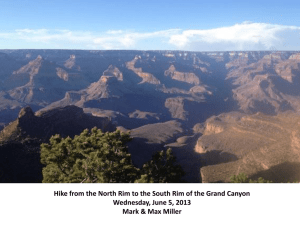 Grand Canyon (June 2013