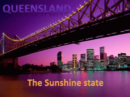 Queensland powerpoint - TVET Events