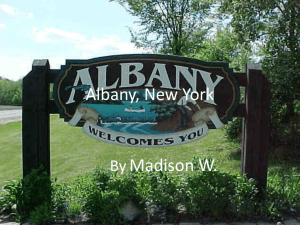 Albany, New York - Graham County USD 281