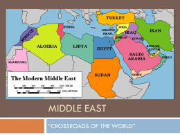 MIDDLE EAST-Hamburgschools