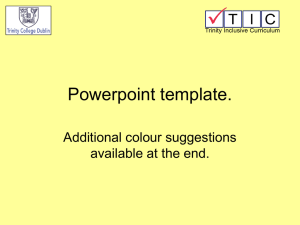 PowerPoint Template (ppt, 278kb)