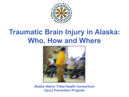 Traumatic Brain Injury in Alaska