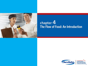Chapter 4 The flow of food
