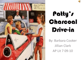 Patty`s Charcoal Drive-in
