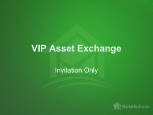 VIP Asset Exchange