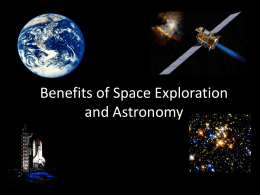 Is Space Exploration Worth the Cost? A Freakonomics Quorum