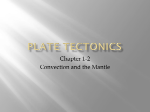 Plate Tectonics 1-2 Convection In The Mantle