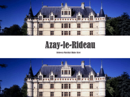 Azay-le-Rideau - Clayton-speaks