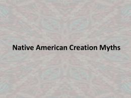 myths and legends powerpoint