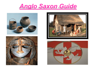 Saxon guide by Aliah - Dorothy Barley Junior