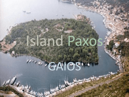 Island paxos - WordPress.com