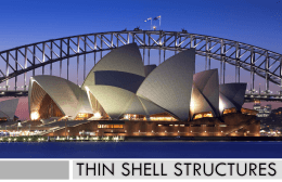Thin Shell Presentation
