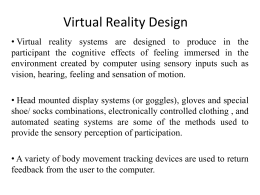 Virtual Reality Design - IndiaStudyChannel.com