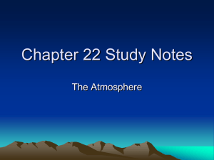 Chapter 22 Study Notes ppt