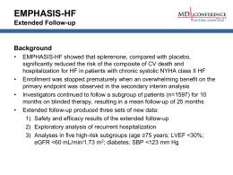EMPHASIS-HF Extended Follow