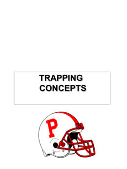 trapping concepts trap vs. odd fronts