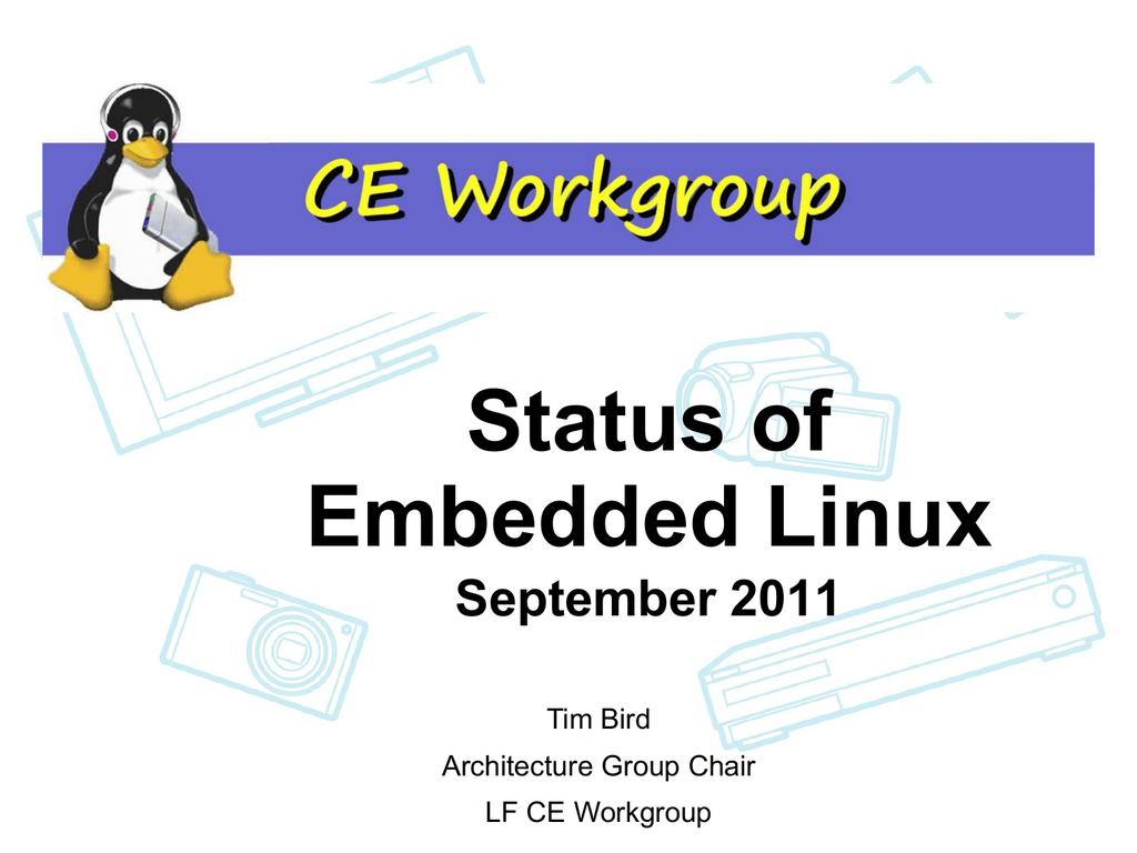 elinux status