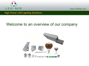 - LED Rite, LLC