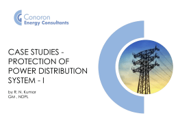 Case Studies - Conoron Energy