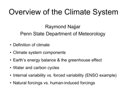 Source: Nese and Grenci (2010) - Penn State Meteo Computing