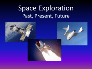 Space Exploration PPT