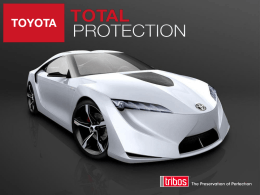 Toyota_Pres_e - Tribos Coatings Automotive