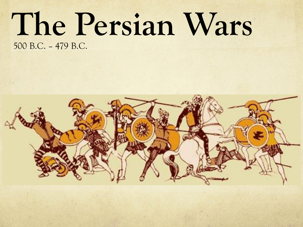 a summary of the persian war Reasons for greek victory and persian defeat lesson plans a summary of what we have done assess the importance of naval battles in the course of the persian wars.