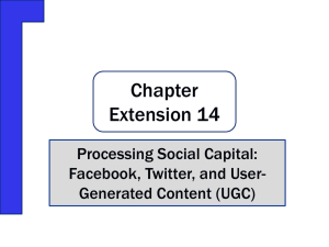 Chapter Extension 14 - University of Houston