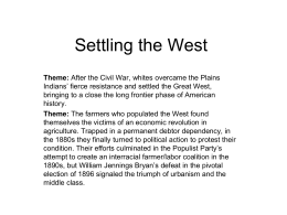 26 Great West and Ag Revolution