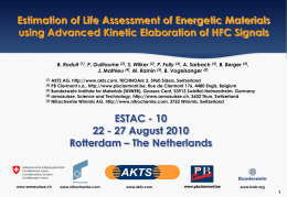 kinetics-thermal-aging-HFC-presentation