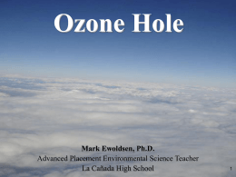 Ozone - La Cañada Unified School District