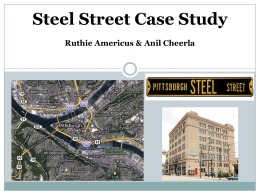 Steel Street - Manage Decisions