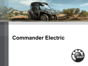 Commander Electric