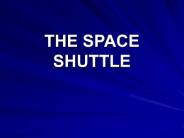 The Space Shuttle - Literacy from Scratch