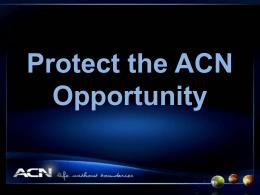 ACNCompliance