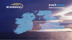 Update on East West Interconnector