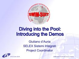 Diving in a Pool v01 - SWIM