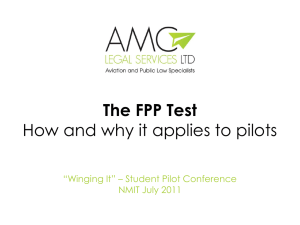 The FPP Test: What you need to know
