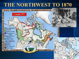 0.1_CH. 4 PPT-NORTHWEST TO 1870