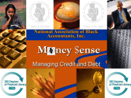DIVISION OF FIRMS - National Association of Black Accountants, Inc.