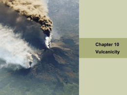 Chapter 10: Vulcanicity